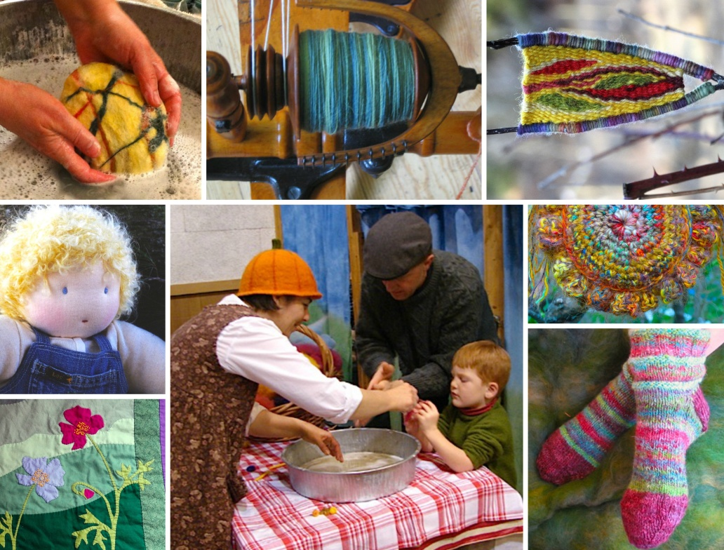LPS Subpage Fiber arts and workshops