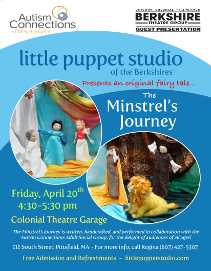 The Minstrel ~ Autism Conenctions, Colonial Theatre - 18
