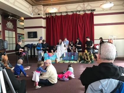 The Minstrel ~ Autism Conenctions, Colonial Theatre - 44